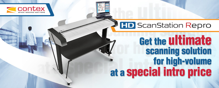 HD ScanStation Repro